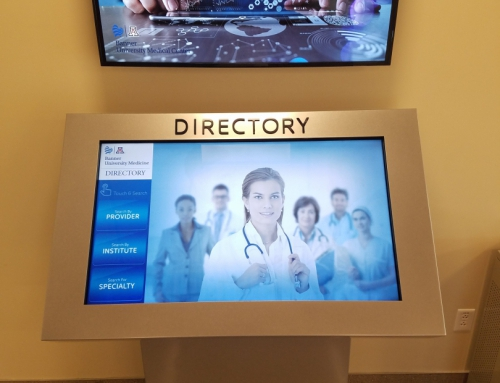 Key Considerations for Digital Wayfinding for Hospitals
